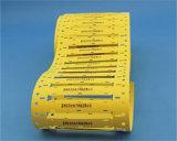 MtVluワイヤー&Cableマーカーの印刷できる札