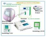 Analyseur de coagulation sanguine Two-Channel avec système de réactif ouvert