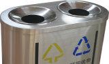Caixa de lixo de aço inoxidável a quente (HW-169)
