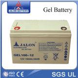 Solar de ciclo profundo de la batería de gel para la alimentación del sistema (12V100AH)