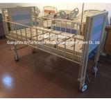 Manuel d'acier au carbone direct d'usine d'un lit de soins de chevreau de fonction