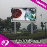 P6 de alta definición en el exterior de la pantalla LED de color
