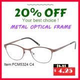 De Optische Frames van de Legering van het Metaal van sexy Vrouwen (FCM5324)