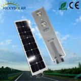 40W tutto in una lampada esterna del LED Graden con il comitato solare