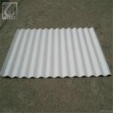 0.15mm Prepainted 물결 모양 지붕 강철판