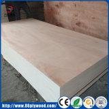 Decoração porta na parede do mobiliário Pine Birch Okoume Basswood compensado de madeira comercial