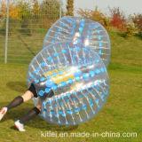 Aufblasbare Spielwaren-Stoßkugel-Fußball-Luftblasen-menschliche Hamster-Kugel für Verkauf