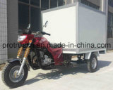 Fast Food Cargo Tricycle com PU Box (TR-2B)