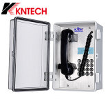 Emeregencyの電話機密保護の電話(KNSP-22) Kntechの公衆電話