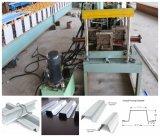 Drywall van het Kanaal van U van het staal C Apparatuur van de Vorm van het Metaal de Nagel Gerolde