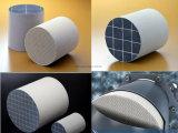 Substrat céramique Honeycomb cordiérite/Sic filtre à particules diesel DPF