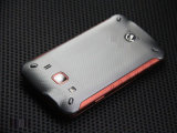 Originale per il telefono mobile di Andriod del coperchio di Samsung S5690 Galexy