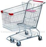 Bon marché allemand des chariots de magasinage