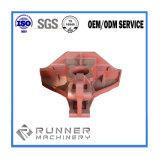 Carcaça moldada/Ductile da maquinaria de cultivo do ferro de areia da carcaça da caixa de engrenagens