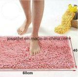 Домашняя ткань из микроволокна Twist ванны коврик с Chenille материала