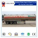 Acoplado de aluminio del depósito de gasolina de la alta calidad 45000L de China del fabricante