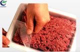 Película plástica sellada de la carne de vaca del aire