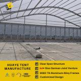 de Tent van het Huwelijk van de Muur van het Glas van het Frame 6082t6 Alumininum