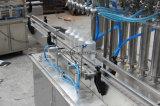 Tipo automático máquina de rellenar del soporte del petróleo manual