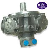 Hydraulische Motor van de Zuiger van Nhm 8-600 de Radiale