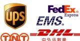 Agente de DHL Express Dropshipping desde China a Noruega, los servicios de mensajería