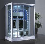 Loiça sanitária para casa de banho de luxo com chuveiro de vapor (950)