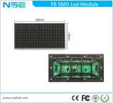 Module polychrome d'Afficheur LED de la publicité extérieure de la qualité P8