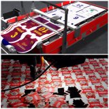 Tagliatrice calda del laser del tessuto del cuoio del panno di vendita Lk-1610