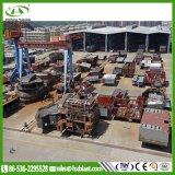 Lieferung segmentiertes Sandstrahlen hergestellt in China