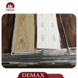 Sécher le plancher coloré arrière de vinyle/le plancher de feuille vinyle de Glueless