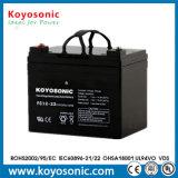 Batería espera de la batería 12V 33ah SLA de la UPS de la batería del AGM de Koyosonic