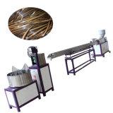 Hochgeschwindigkeitskünstliches Plastikrattan, das Machine/PP Belüftung-PET Rattan-Extruder-Maschine, künstlichen Rattan-Extruder herstellt
