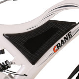 Bici di montagna elettrica della sospensione completa con il pneumatico di Kenda