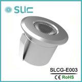 ワードローブ(SLCG-E003)のためのキャビネットライトの下の円形LED Downlight
