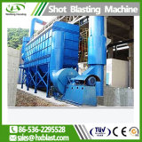 SGS를 가진 긴 Cloth Bag Type Shot Blasting Equipment