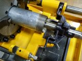 Tubo elettrico di Hongli che filetta macchina per la filettatura del tubo del metallo (SQ50B1)