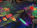 P6.25 vídeo Pantalla LED de pista de baile