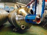 L'acciaio inossidabile ha mescolato il reattore di serbatoio