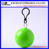 Рекламные материалы в форме одноразовых Poncho шаровой опоры рычага подвески (EP-P7154)