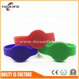 Wristband кремния RFID высокого качества для контроля допуска