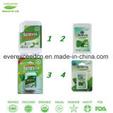 Lo Stevia di alta qualità riduce in pani il dolcificante in erogatore