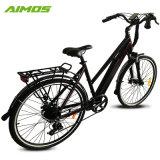 700c 250W 36V 10AH литий города электрический велосипед с EN15194