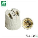 Partalampada di ceramica dello zoccolo di lampada della porcellana E27/E40 per il Brasile