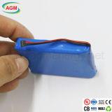 Batterij van het Lithium van het Pak van de Batterij 1000mAh 11.1V van de douane Pl355057 de Navulbare