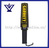 안전 점검 (SYTCQ-07)를 위한 Garrett 금속 탐지기