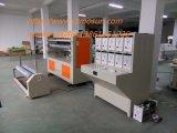 Machine de gaufrage à ultrasons pour les tissus en polyester (CE)