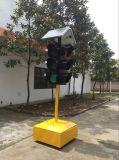 Hohe Helligkeits-angeschaltene Verkehrs-Solarwarnleuchte