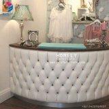 Petit salon Surface solide Table de réception prix d'usine Ffor vente