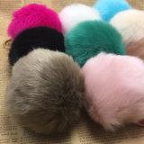 Sfere del Pompom della pelliccia del coniglio del Faux per le ragazze del soffitto