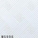 Dekorative der Gips-Decken-Vorstand-Entwurfs-/Größen-60X60 Gips-Decken-Fliesen